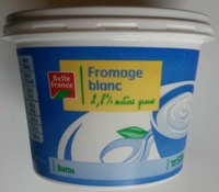 Fromage blanc (2,8% MG) - Product - fr