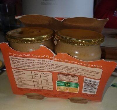 Petit Pot Creme Caramx4Bf, - Produit - fr