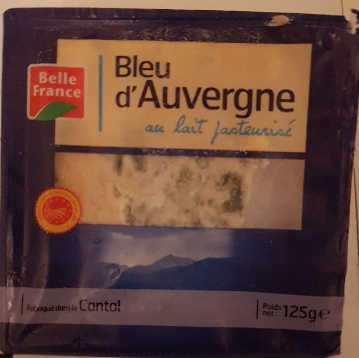 Bleu D'Auvergne 125G - Product - fr