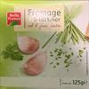 Fromage à tartiner, ail et fines herbes (24 % MG) - Produit