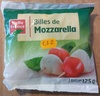 Billes de Mozzarella (17% MG) - Product