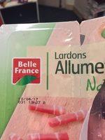 Lardons Allumettes Nature - Produit