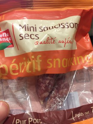 Mini saucissons secs - 1