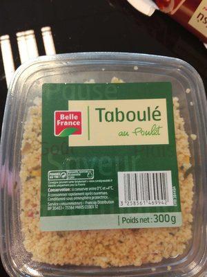Taboulé au Poulet - Produit