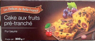 Cake Riche Fruit - Product - fr