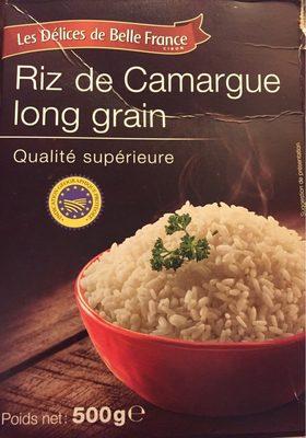 Riz de Camargue long grain - Product