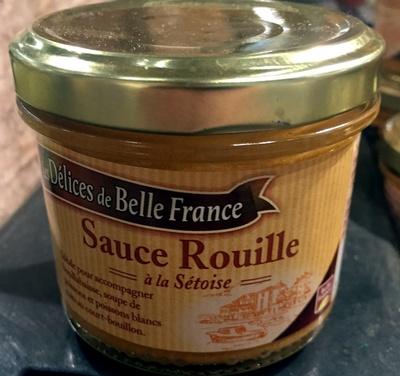 Sauce rouille à la Sétoise - Produit - fr