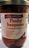 Poulet basquaise au piment d'Espelette - Product