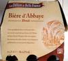 Bière d'Abbaye Blonde - Produit