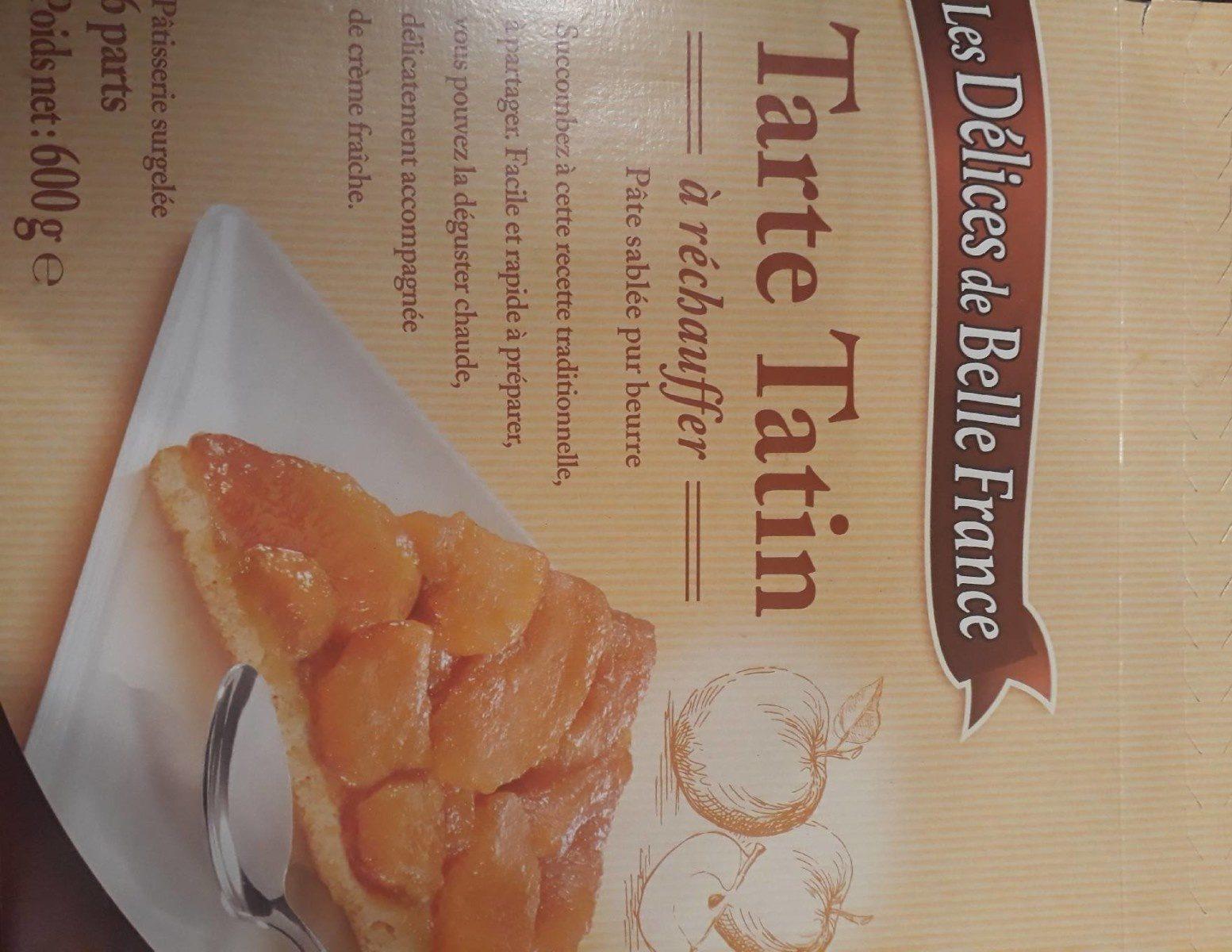 Tarte tatin - Produit - fr