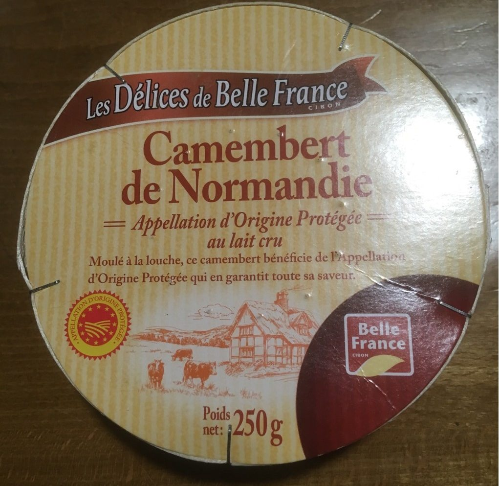 Camembert de Normandie - Product