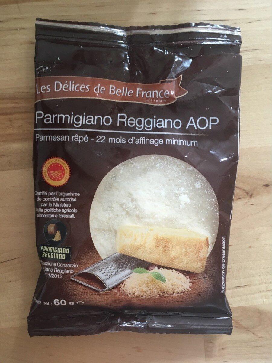 Parmigiano Reggiano - Prodotto - fr