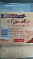 4 quenelles lyonnaises - Produit - fr