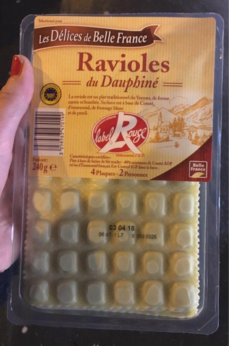 Ravioles du Dauphiné - Product - fr