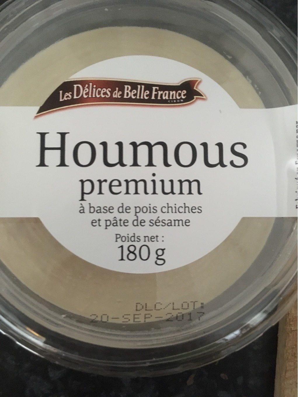 Houmous Premium - Prodotto - fr