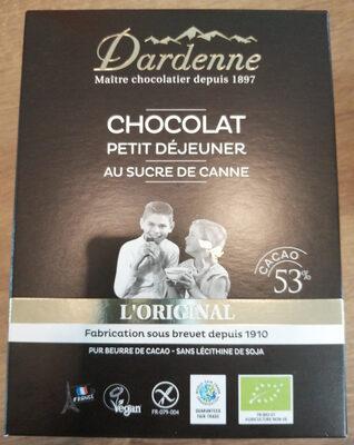 Chocolat petit déjeuner - Prodotto - fr