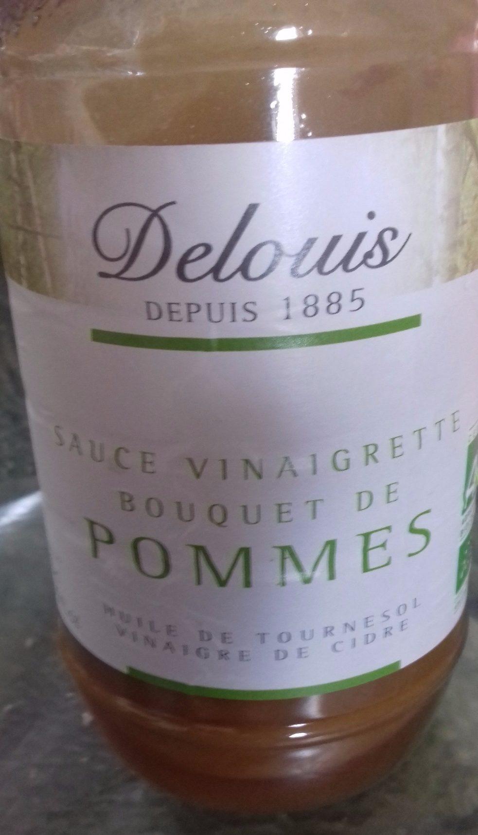 Sauce Vinaigrette Bouquet de Pommes - Produit - fr