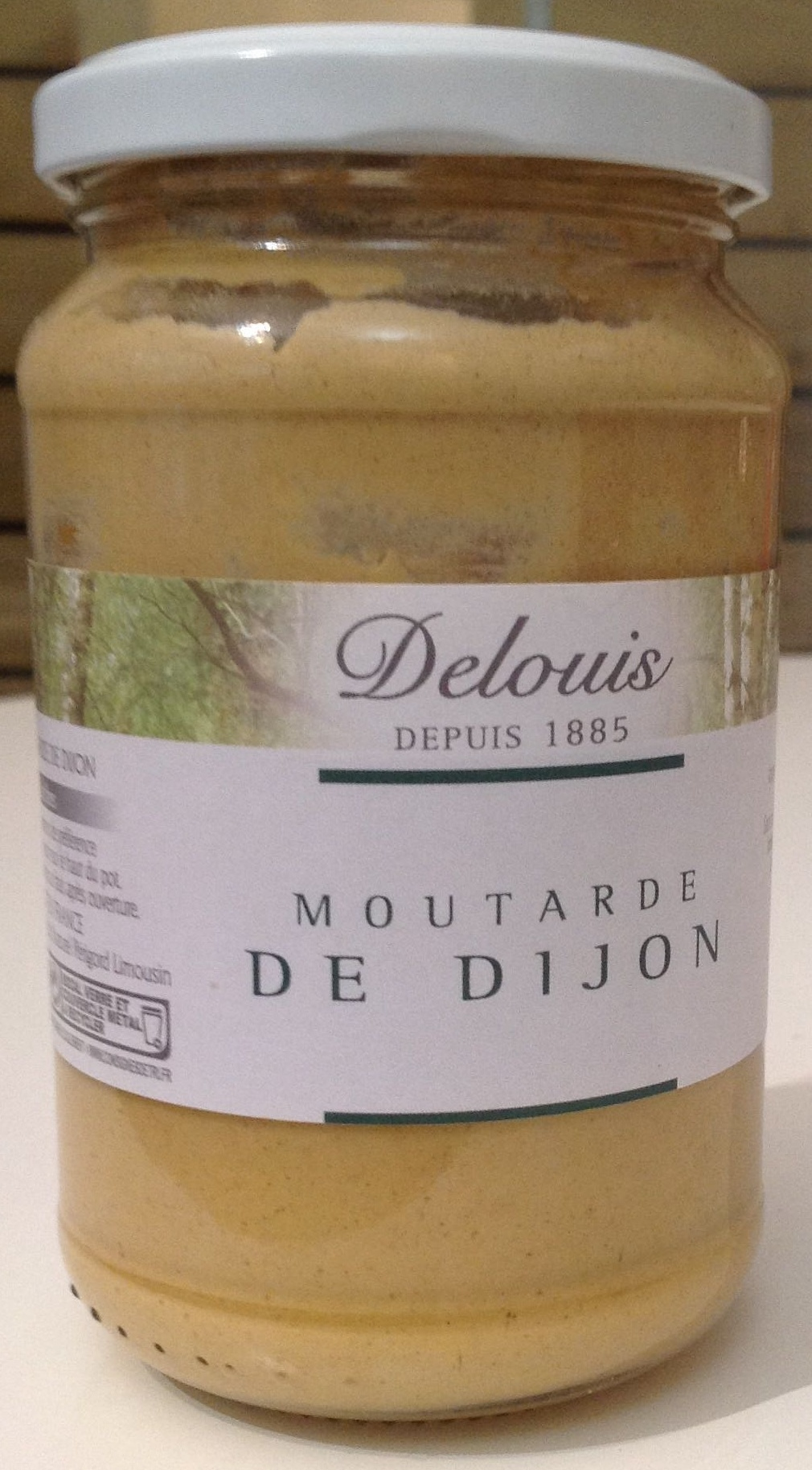 Moutarde de Dijon - Product