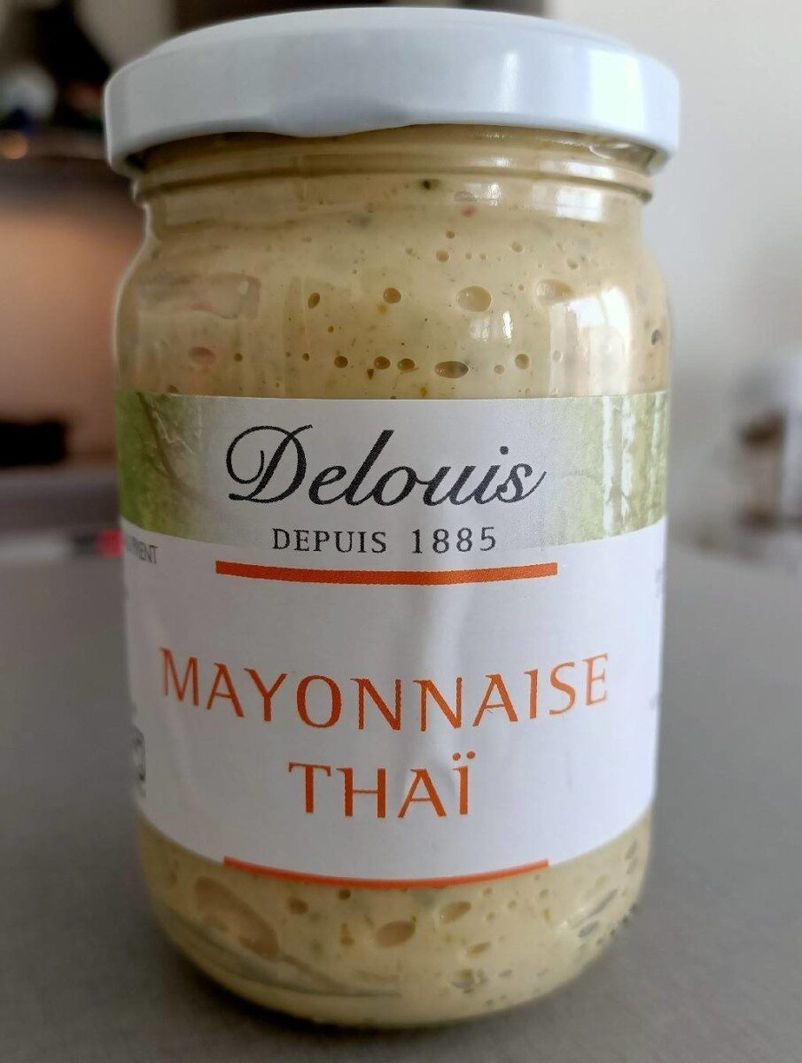 Mayonnaise Thaï - Produit - fr