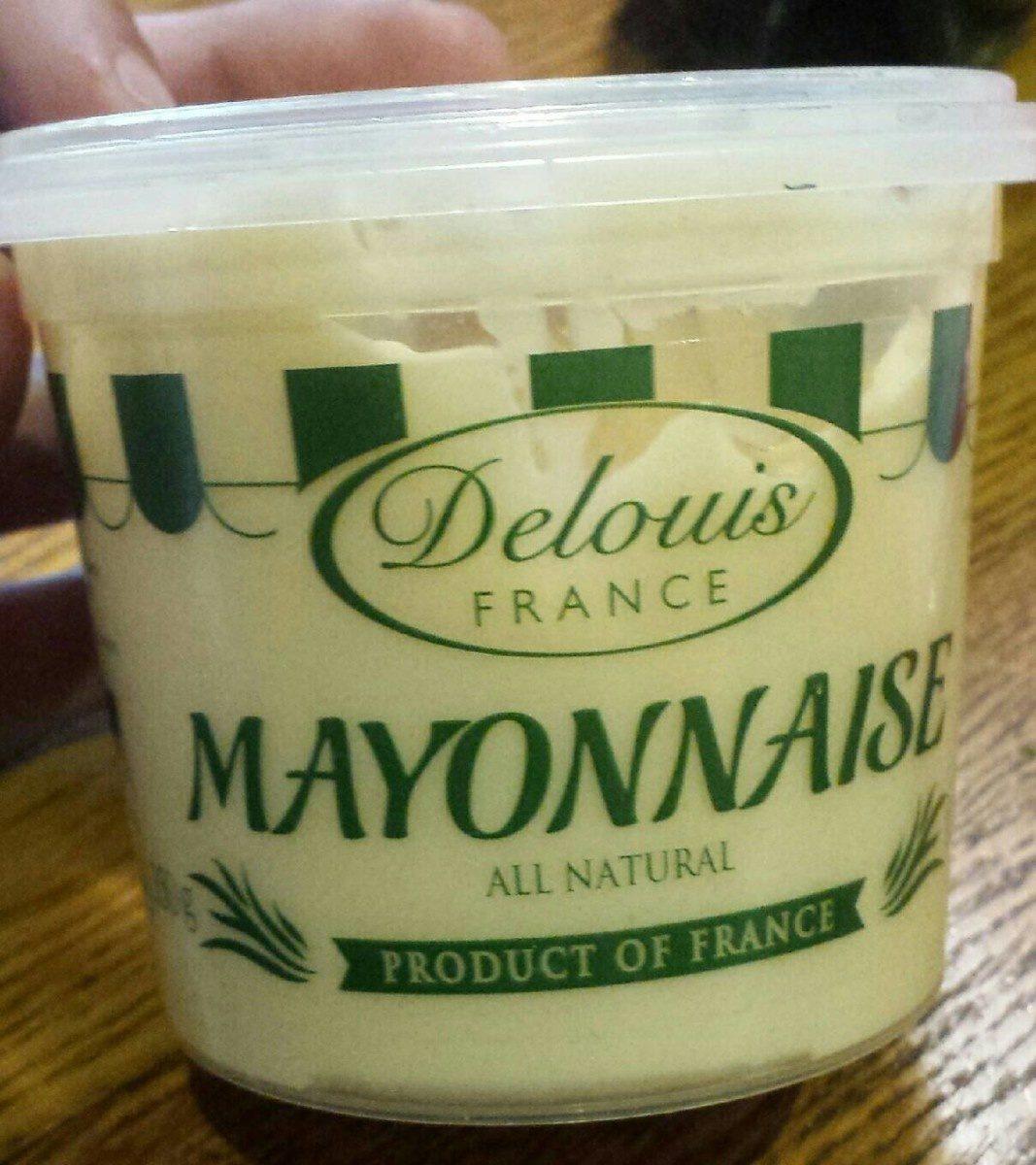 Delouis Fils Fresh Traditional French Mayonnaise - Produit - fr
