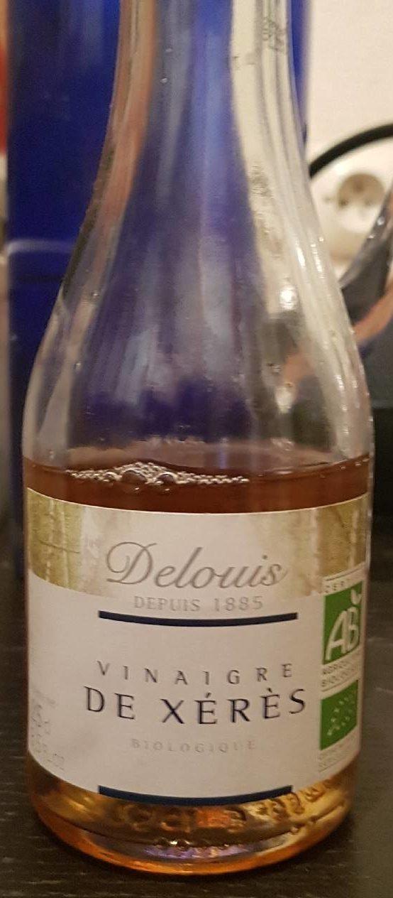 Vinegar Sherry De Jerez Organic 250ML - Produit - fr