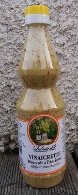Vinaigrette Moutarde à l 'Ancienne - Product - fr