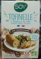 Tofinelle champignons - Product - fr