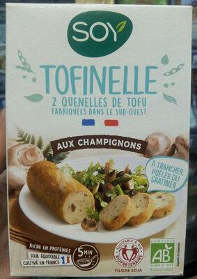Tofinelle champignons - Produit