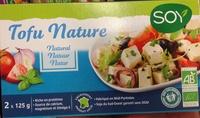 Tofu nature - Produit - fr