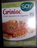 Grinioc petit épeautre et légumes - Product