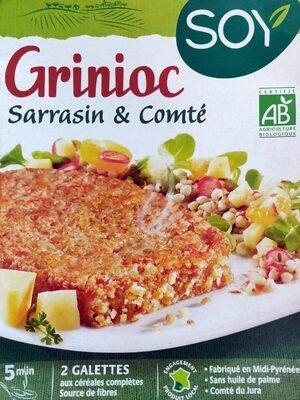 Grignoc Sarrasin & Comté - Product - fr