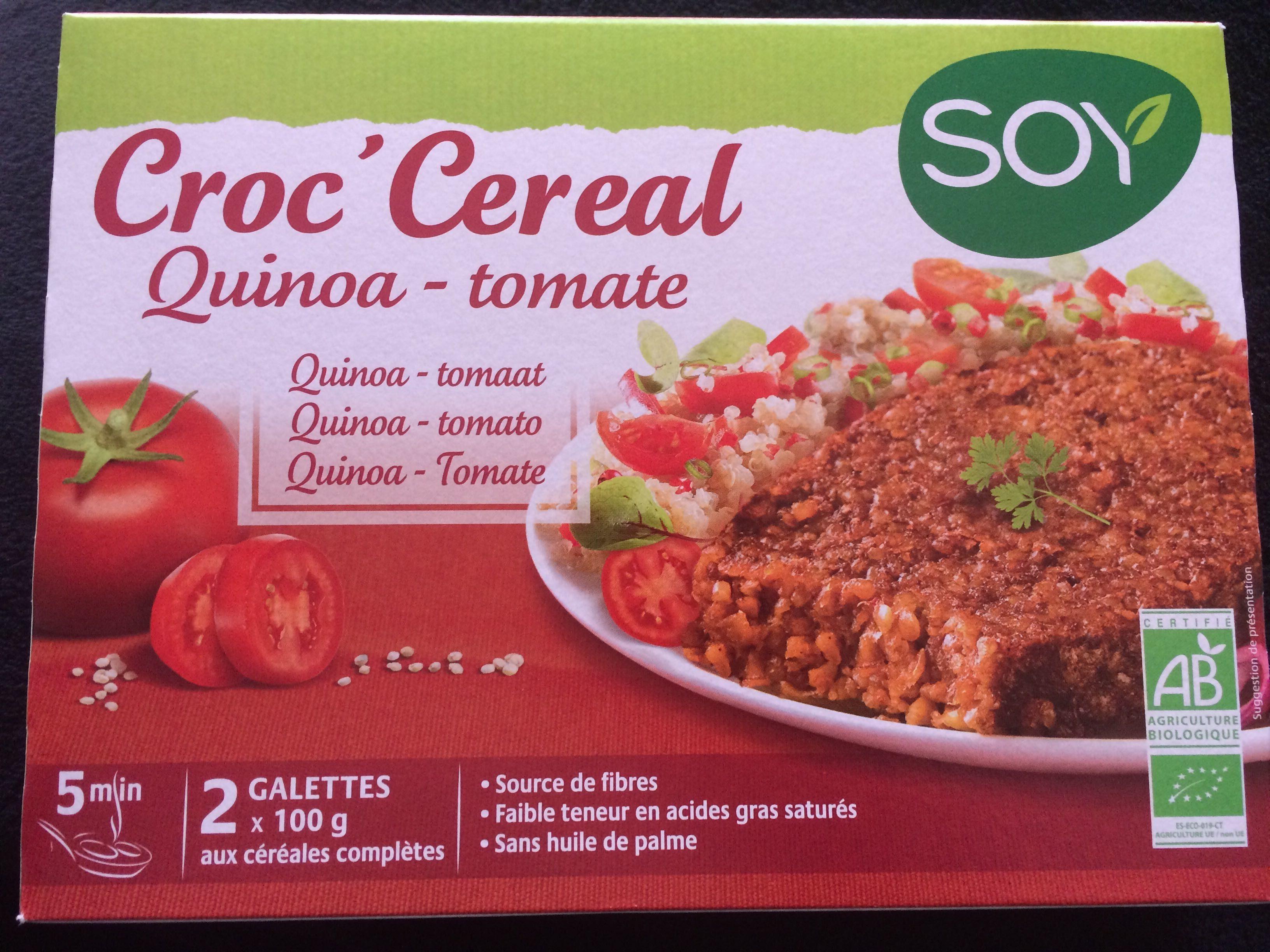 Croc'cereal - Produit - fr