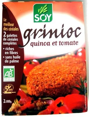 Grinioc Quinoa et tomates - Product