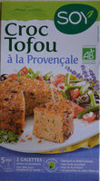 Croc Tofou à la Provençale - Produit - fr