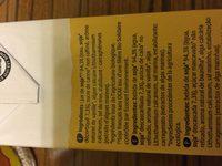 Biosoy Vanille Calcium, Boisson au soja - Ingredientes