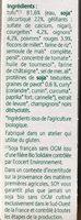 Croque Tofou Curry et Pavot - Ingrédients