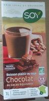 Boisson bio soja chocolat - Product