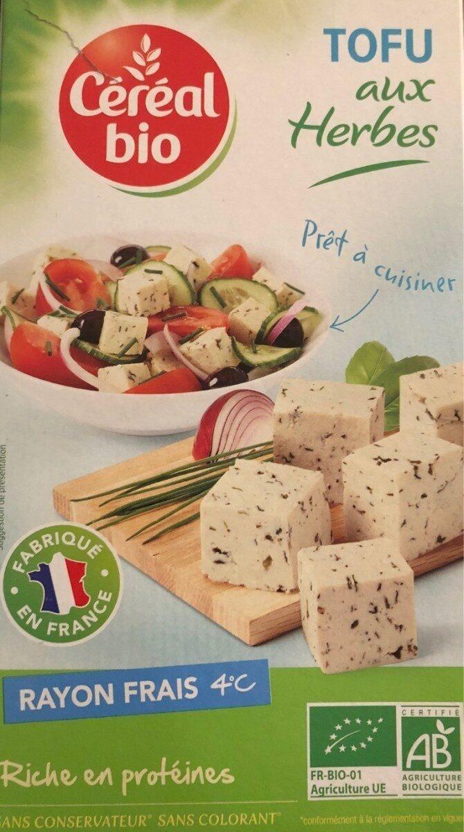Tofu aux herbes - Prodotto - fr
