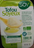Tofu Soyeux - Produit