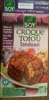 croque tofou tandoori - Produit
