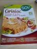 Grinioc fromage de brebis, tomates confites & basilic - Produit