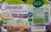 Crémeux Tartine & Cuisine Ail & Fines Herbes à base de tofu - Produit