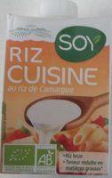 Riz cuisine au riz de Camargue bio - Produit - fr