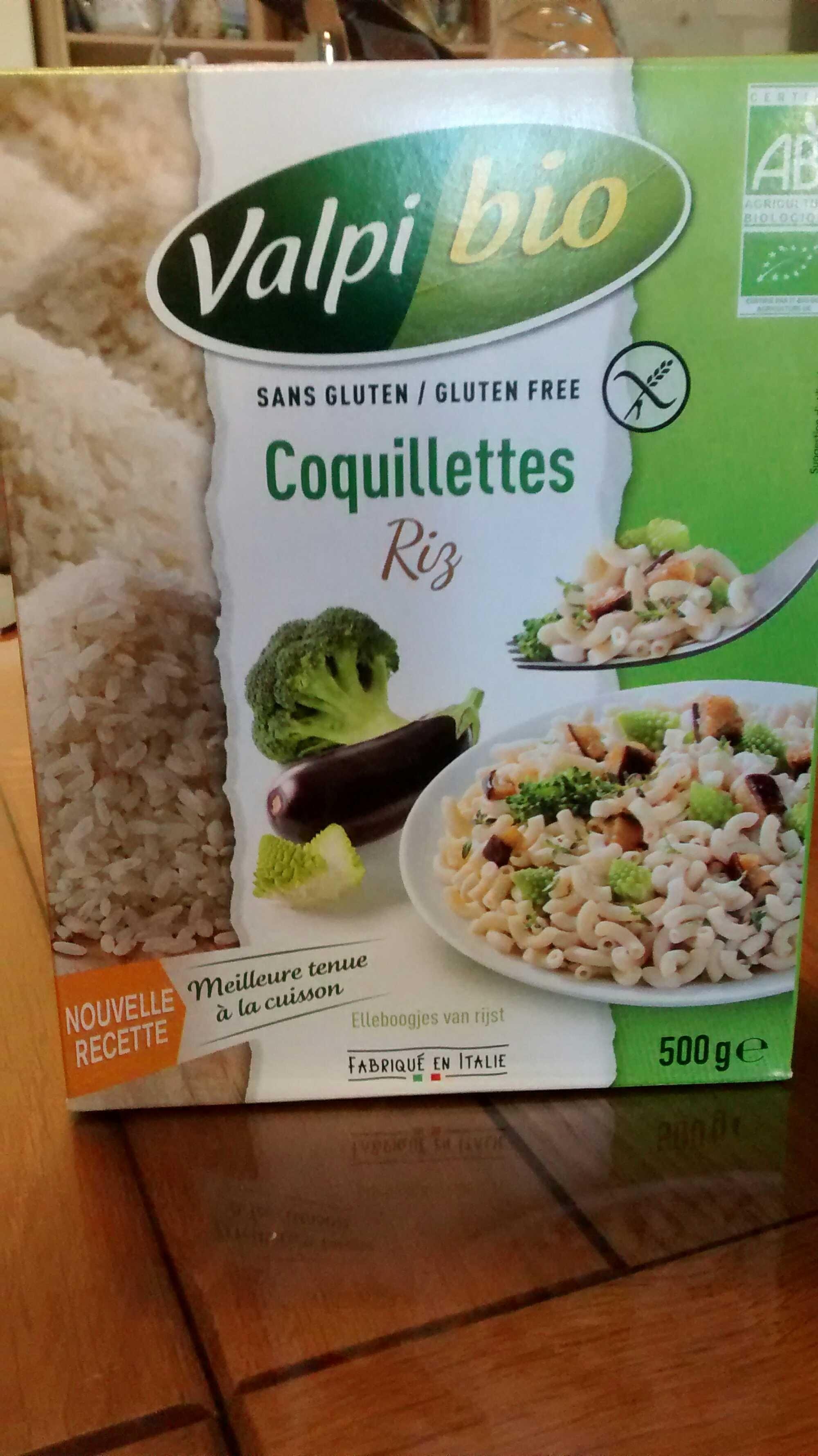 Coquillettes de riz - Produit - fr