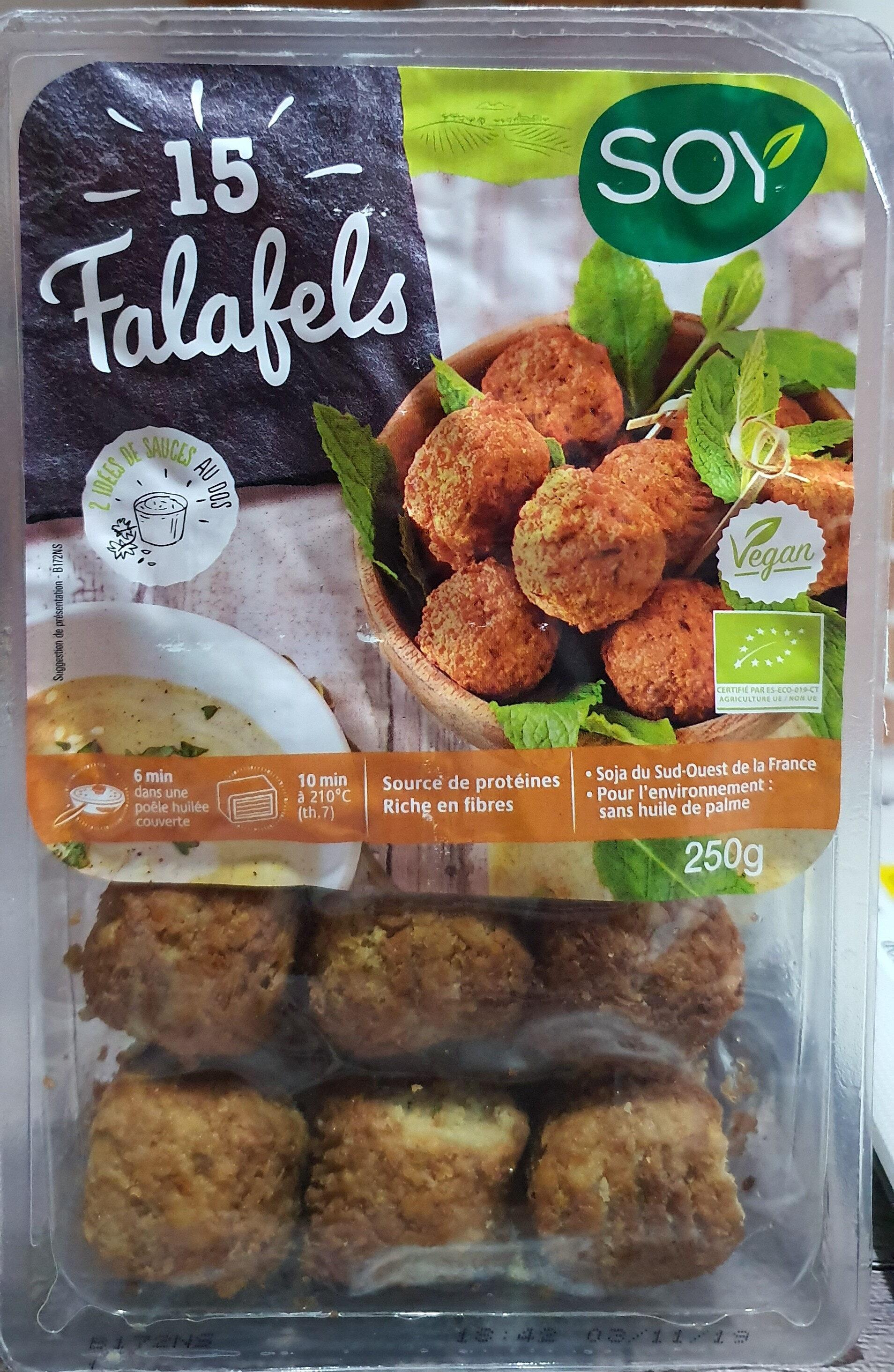 15 Falafels - Product