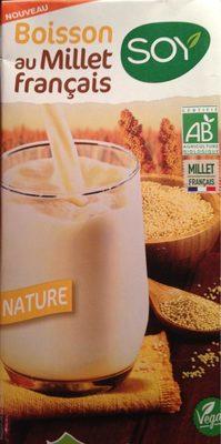 Boisson au Millet français Nature - Produit - fr