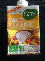 Millet cuisine - Product - fr