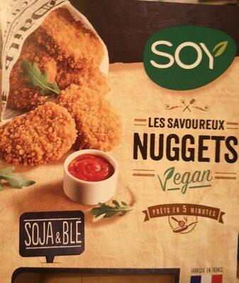 nuggets vegan - Product - fr