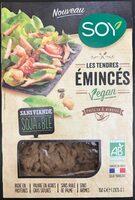 Les tendres emincés (vegan) - Prodotto - fr