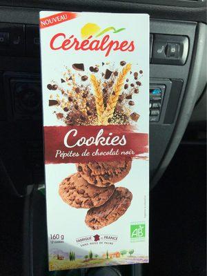 Cookies pepites de chocolat noir - Product - fr